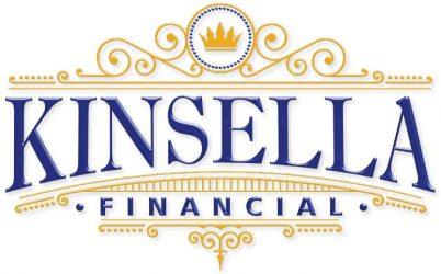 Kinsella Financial Logo 2020 white